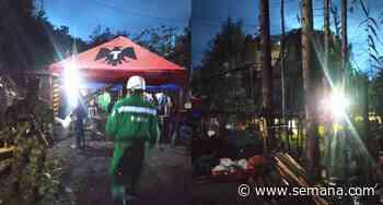Atención: explosión en una mina deja nueve muertos en Boyacá - Semana