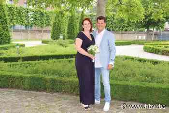 Vanessa en Sven in Bree (Bree) - Het Belang van Limburg Mobile - Het Belang van Limburg