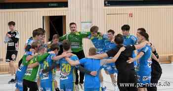 Nach 32:25-Sieg gegen TV Gelnhausen: SG-A-Jugend zieht ins Ligapokal-Finale ein - Sport - Pforzheimer Zeitung