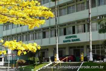 Visitas a pacientes das UTI's não-Covid são retomadas no Hospital Santa Isabel - Jornal de Pomerode