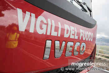 Incendio al porto nell'area logistica della Grimaldi: trovate bottiglie incendiarie - Monreale Press