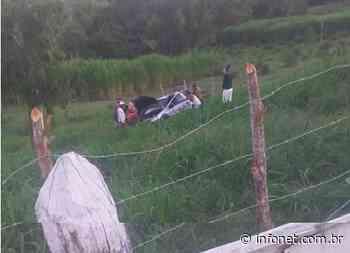 Mulher morre em acidente na SE-265 em Itaporanga D'ajuda - Infonet