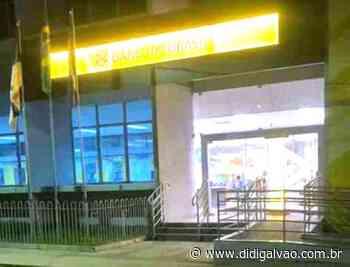 Assalto na agência do Banco do Brasil em Santa Maria da Boa Vista - Blog do Didi Galvão