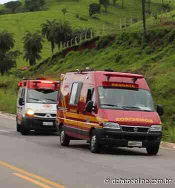 Motociclista é socorrido em estado grave após acidente em Santa Maria - DeFato Online