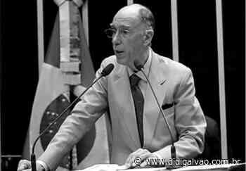 Ex-prefeito de Santa Maria da Boa Vista, Xisto Graciliano, lamenta morte do político Marco Maciel - Blog do Didi Galvão