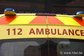 Motorongeval in Bree: man (44) uit Peer gewond - Het Belang van Limburg