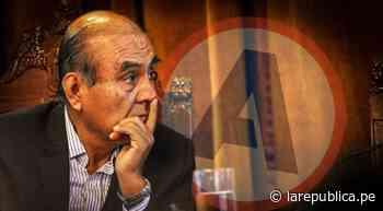Suspendido alcalde de Trujillo va ocho meses prófugo de la justicia - LaRepública.pe