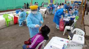 Trujillo: aplicarán pruebas moleculares para descartar COVID-19 en mercados - LaRepública.pe