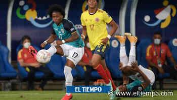 La Selección da noticias sobre Yairo Moreno, tras su lesión - El Tiempo