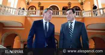 Las claves del pulso entre Moreno y Espadas: dos moderados para Andalucía en una España polarizada - El Español