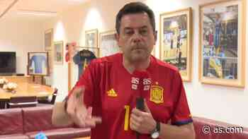Roncero reprocha a Luis Enrique la suplencia de Gerard Moreno y se acuerda de Ramos y Nacho... - AS