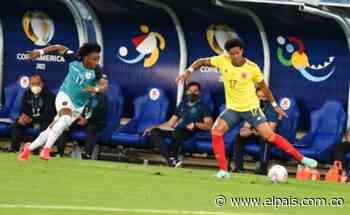 Alarmas en la Selección Colombia por la lesión que sufrió Yairo Moreno ante Ecuador - El País