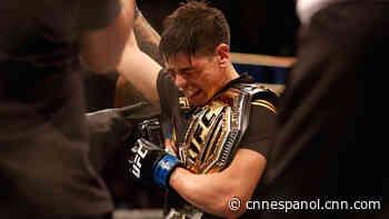 Las palabras de Brandon Moreno tras su campeonato en el UFC y las reacciones del deporte - CNN