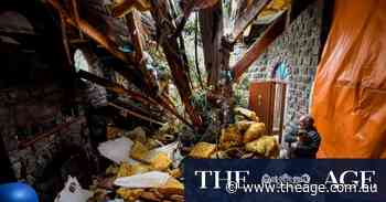 'Crippled in one night': Townships reeling a week after wild storms rip through properties