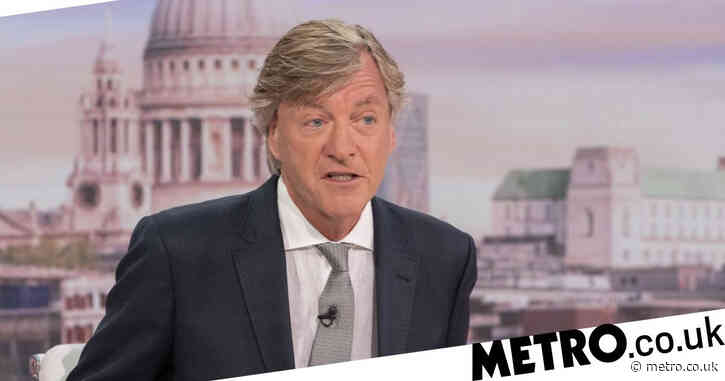 Richard Madeley brands Sir Keir Starmer 'embarrassing' for crying on Piers Morgan's Life Stories