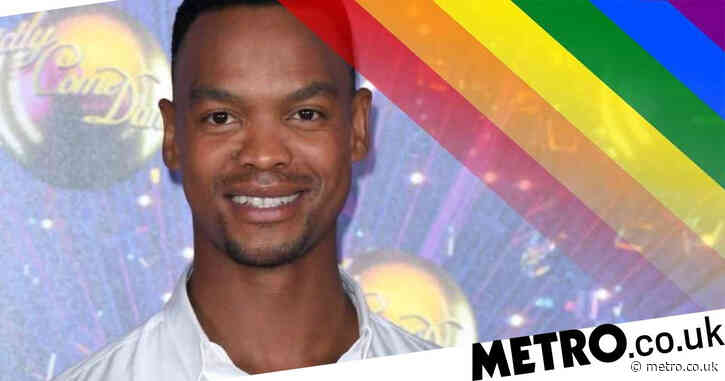 Johannes Radebe: Dancing in heels on Strictly was my way of coming out