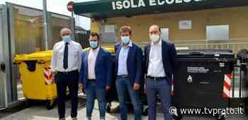Montemurlo, presentato il rinnovato Ecocentro di Oste con recinzioni antiabbandono e telecamere antidegrado FOTO - tvprato.it
