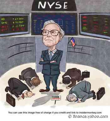 Hedge Funds Are Betting On Berkshire Hathaway Inc. (BRK.B) - Yahoo Finance