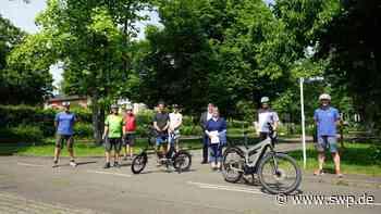 Neues Angebot für Pedelecfahrer im Kreis Reutlingen: Mit Training gegen steigende Unfallzahlen - SWP