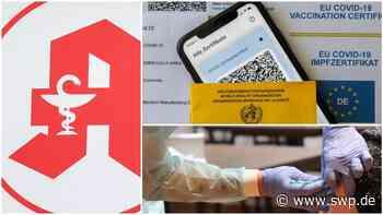 Impfnachweis Reutlingen: Wo gibt es den Impfnachweis in der Region und was muss man wissen – Ein Überblick - SWP