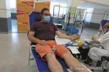 Claix : 82 personnes sont venues faire don de leur sang - Sud Ouest