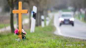 2020 knapp 1600 Todesfälle: Unfälle auf Landstraßen besonders oft tödlich