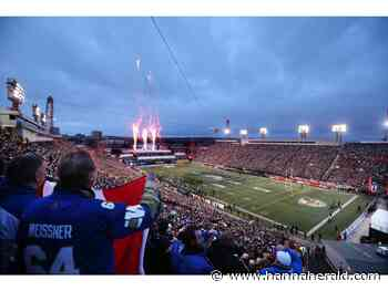 Excitement back at McMahon Stadium - Hanna Herald