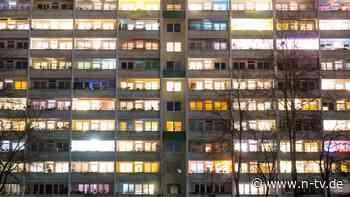 """Forscher sehen """"Polarisierung"""": Mietkosten belasten Stadtbewohner stark"""