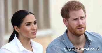 Harry and Meghan made 'cynical' name choice for daughter, writer claims