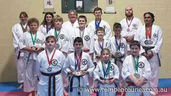 Mid North Coast karate crew shines at Goshin Ryu Karate Australian National Championships - Camden Haven Courier