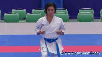Karate Makes Its Olympic Debut - NBC 6 South Florida