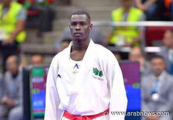 Saudi Arabia's sports minister congratulates karate champion for olympic qualification - Arab News