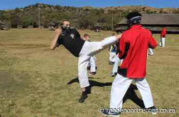 Roodepoort Karate Centre holds outdoor gasshuku - Roodepoort Record - Roodepoort Record