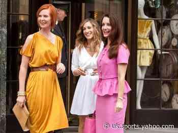 Sarah Jessica Parker shares first Sex and the City cast reunion photo - Yahoo Eurosport UK