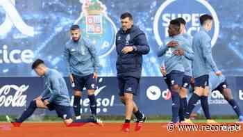 Blindagem do FC Porto começa atrás: reforço do sector recuado - Record