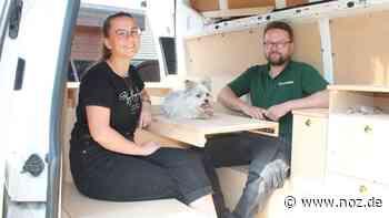 Speller Handwerker-Paar baut T5-Bulli zum Wohnmobil um - noz.de - Neue Osnabrücker Zeitung