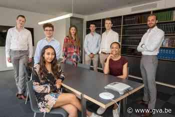 """Studenten geven gratis juridisch advies: """"Recht moet toegank... (Antwerpen) - Gazet van Antwerpen"""