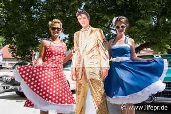 19th European Elvis Festival im August, Bad Nauheim Stadtmarketing und Tourismus GmbH, Pressemitteilung - lifePR
