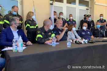 Al via la campagna antincendio boschivo, a Modugno nuova sala operativa regionale - CoratoViva