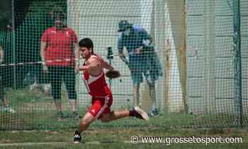 Atletica, Grosseto: gran finale tricolore, Pittau sesto nel disco - Grosseto Sport