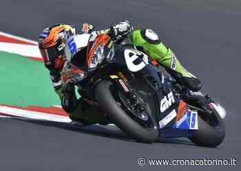 Kawasaki Puccetti Racing, Oettl è sesto in gara2 a Misano. La sfortuna ferma Oncu - Notizie Torino - Cronaca Torino