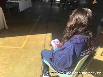 Alunos carentes da rede municipal de Londrina ganham celulares e tablets - Folha de Londrina