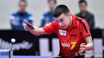 Tischtennis TTC Neu-Ulm: Kay Stumper bringt Bronze nach Hause - SWP
