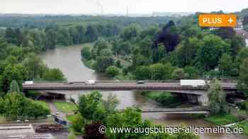 Lärm an der Adenauerbrücke: Neu-Ulmer Bürger reichen Petition ein - Augsburger Allgemeine