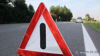 20-Jähriger bei Unfall auf B10 bei Neu-Ulm schwerst verletzt - BR24