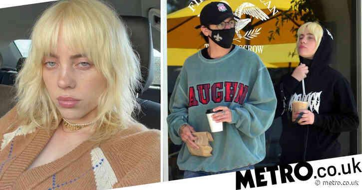Who is Matthew Tyler Vorce? All the info on Billie Eilish's new boyfriend