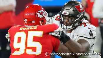 Chiefs plan to use Chris Jones as an edge rusher