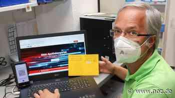 Digitaler Corona-Impfausweis nimmt auch in Delmenhorst Fahrt auf - noz.de - Neue Osnabrücker Zeitung