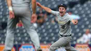 Hoban tops Bloom-Carroll in extra innings to win first baseball state championship - Akron Beacon Journal