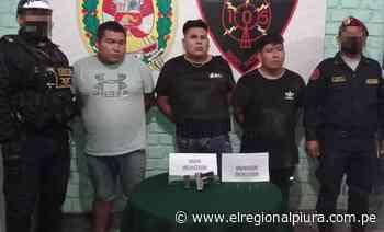 Sullana: logran desarticulación de banda criminal 'Los mogosos de Bellavista' - El Regional